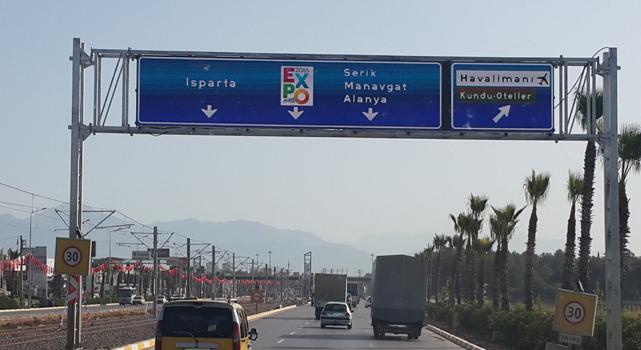 Antalya Airport Tram Trams Metro Antalya Airport Light