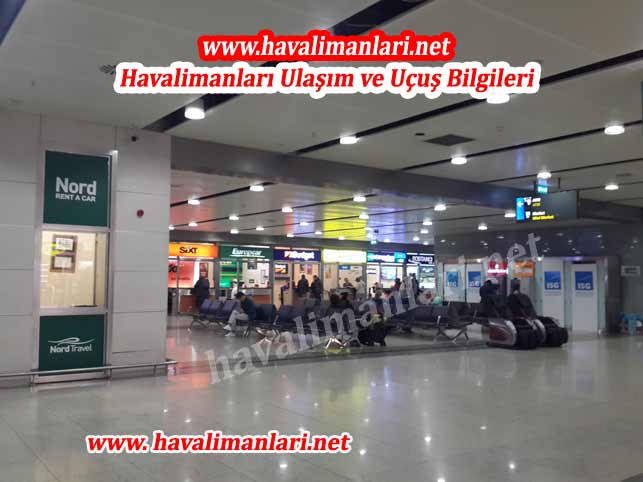 Rent A Car In Istanbul Sabiha Airport