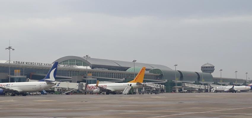 Izmir Havaalani Adnan Menderes Havalimani Airport
